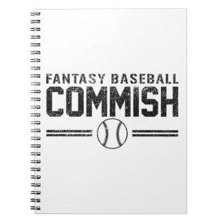 Fantasy Baseball Commish Notebook