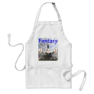 Fantasy Baseball Cruise Standard Apron