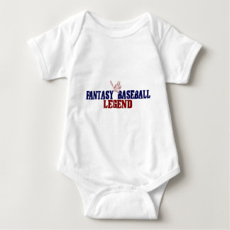 Fantasy Baseball Legend (2009) Baby Bodysuit