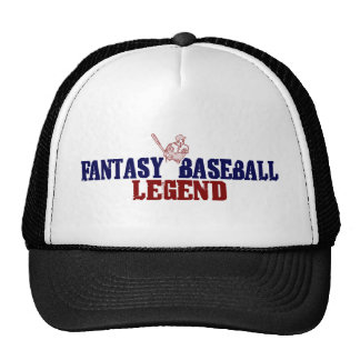 Fantasy Baseball Legend (2009) Cap