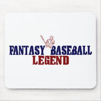 Fantasy Baseball Legend (2009) Mouse Pad