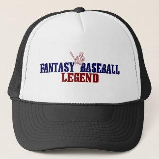 Fantasy Baseball Legend (2009) Trucker Hat
