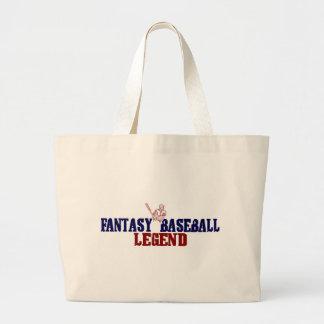 Fantasy Baseball Legend Bag