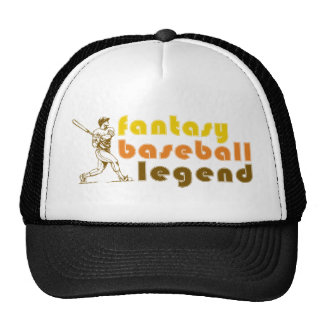 FANTASY-BASEBALL-LEGEND MESH HAT