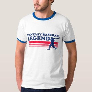 Fantasy Baseball Legend T-shirt
