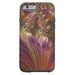 Fantasy Beautiful Swirling Stripe Colourful Tough iPhone 6 Case