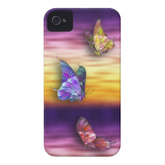 Fantasy Butterflies iPhone4/4S iPhone 4 Cover