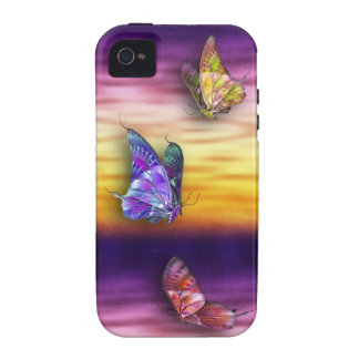 Fantasy Butterflies iPhone4/4S iPhone 4 Covers