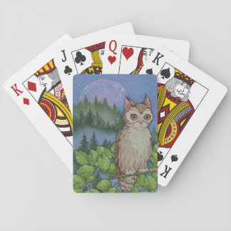 Fantasy Cats Oracle Affirmation - Mystery Poker Deck