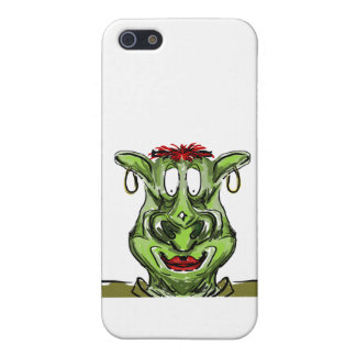 Fantasy Characters artwork iPhone 5/5S Cover