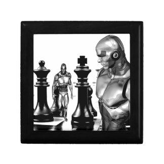 Fantasy chess gift box