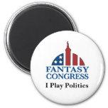 Fantasy Congress Magnet