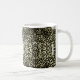 Fantasy Construction Background Coffee Mug