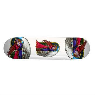 Fantasy Couple 20 Cm Skateboard Deck