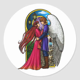 Fantasy Couple Stickers