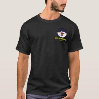 Fantasy Creature Hunting Club Christmas 2012 T-Shirt