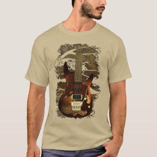 Fantasy Custom Electric Guitar T-Shirt