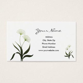 Fantasy Dandelions Business Cards