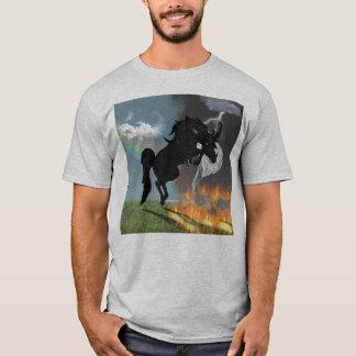 Fantasy Demon Angel Horse Creature T-Shirt