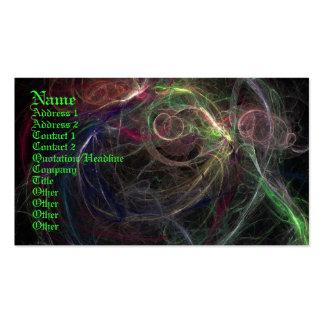 Fantasy Design Business Card Template