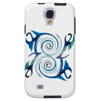 Fantasy Dragon Swirl Galaxy S4 Case