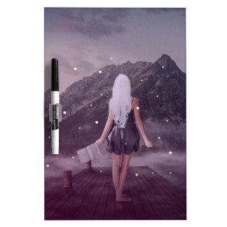 Fantasy Dry Erase Board