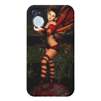 Fantasy Faerie  iPhone 4/4S Cover