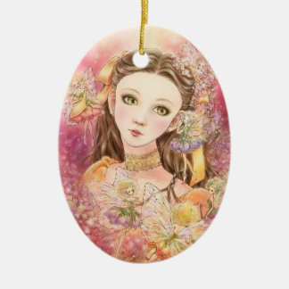 Fantasy Fairy Art Ornament