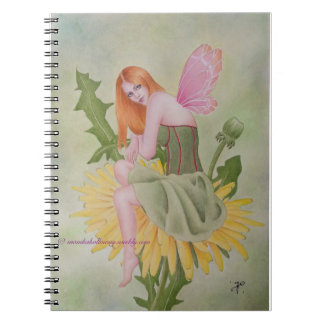 Fantasy Fairy Notebook