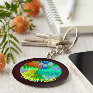 Fantasy flight key ring