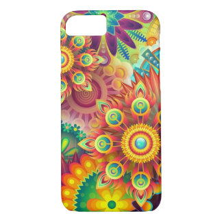 Fantasy Flowers [iPhone 7 Phone Case] iPhone 8/7 Case