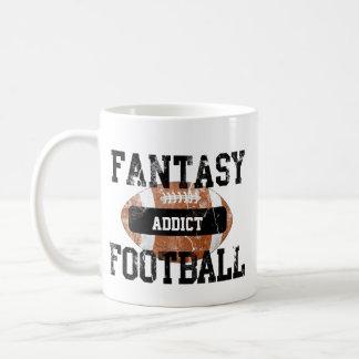 Fantasy Football Addict Coffee Mug