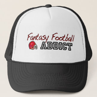 Fantasy Football Addict Trucker Hat