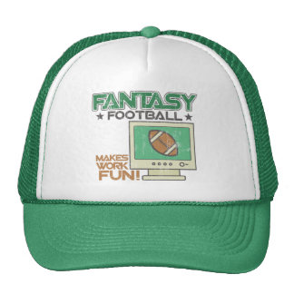 Fantasy Football Mesh Hats