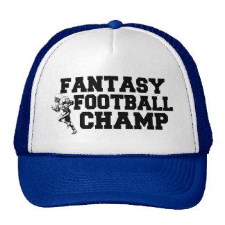 Fantasy Football Champ men's hat