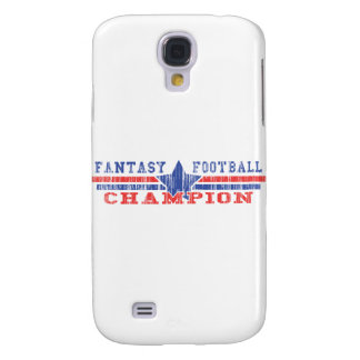 Fantasy Football Champion Galaxy S4 Case