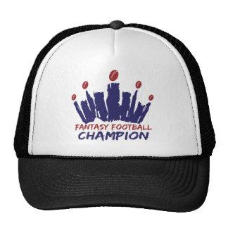 Fantasy Football Champion Trucker Hats