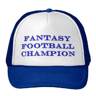 Fantasy Football Champion Trucker Hat