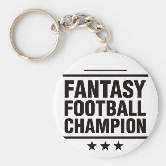 Fantasy Football Champion! Key Ring