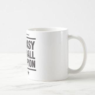 Fantasy Football Champion! Coffee Mugs