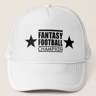 Fantasy Football Champion Stars Trucker Hat