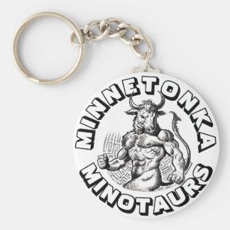 Fantasy Football Champs: The Minnesota Minotaurs! Key Ring