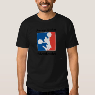 Fantasy Football Cheerleader Shirt