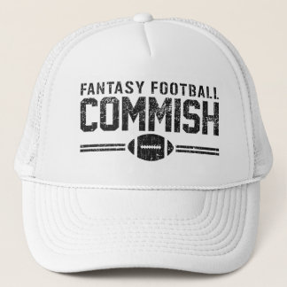 Fantasy Football Commish Trucker Hat