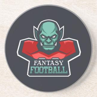 Fantasy Football Drink Coaster