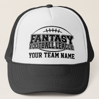 Fantasy Football FFL Custom Team Trucker Hat