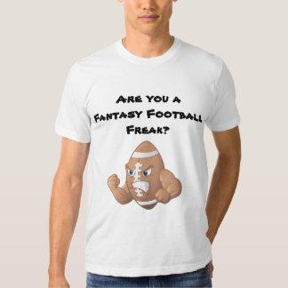 Fantasy Football Freaks Men's T-shirt White
