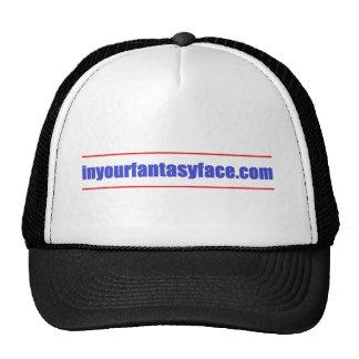 Fantasy football gear hats