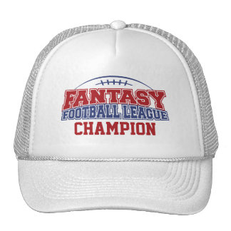 Fantasy Football League Champion Cap
