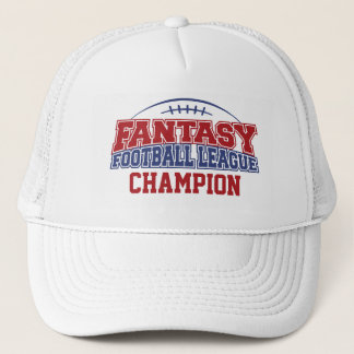 Fantasy Football League Champion Trucker Hat